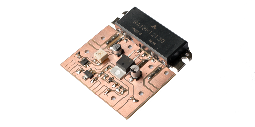 Homebrew Liquid cooled RF amplifier for 23cm – M0NWK