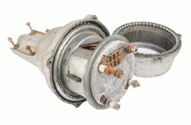 M0NWK CDE rotator refurbishment