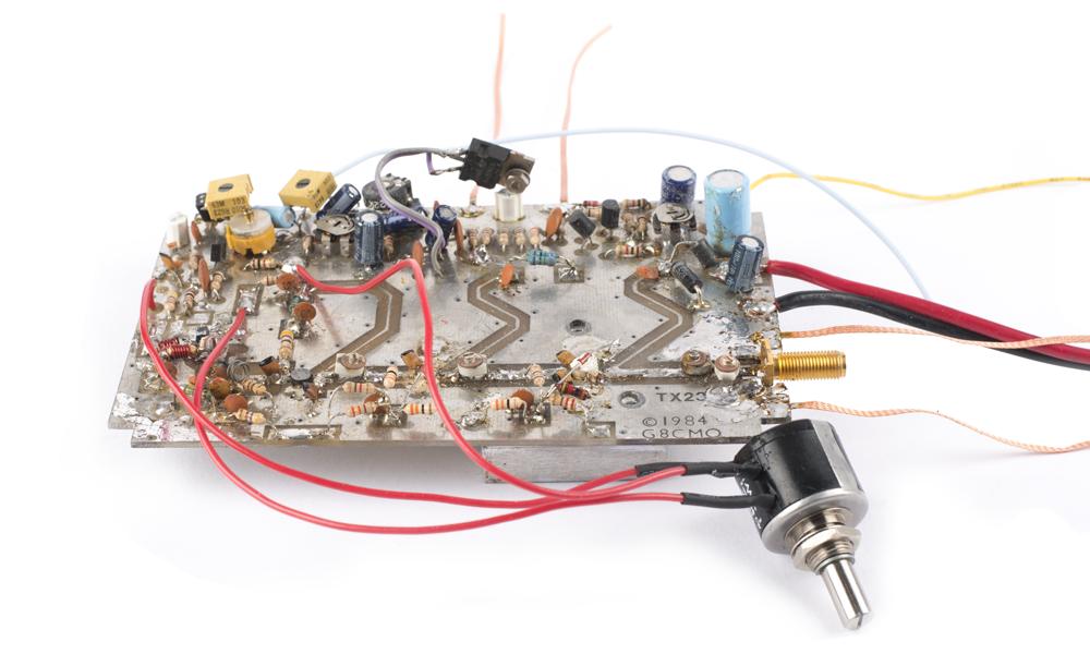 Solent 1 3GHz / 23cm Amateur Television Transmitter – M0NWK